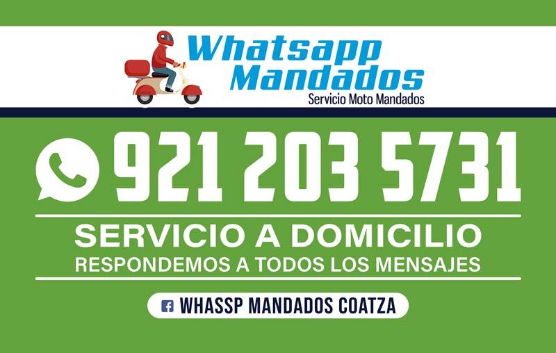 Whatsapp Mandados