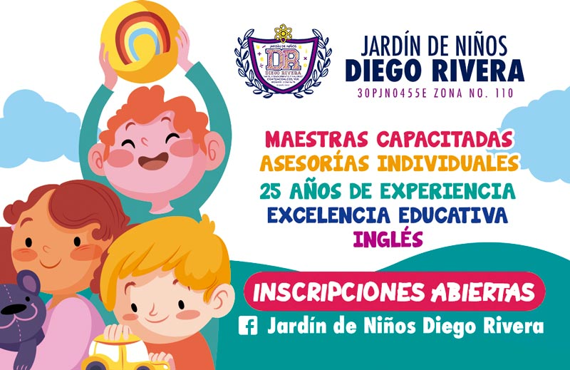 Kinder Diego Rivera