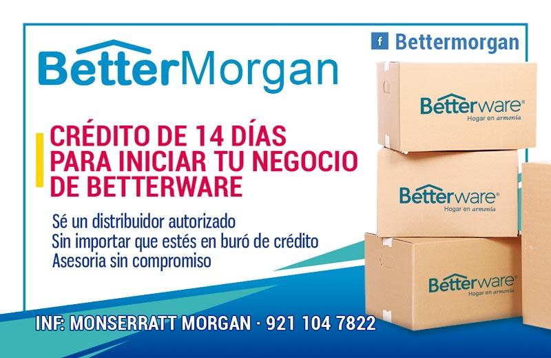 Better Morgan