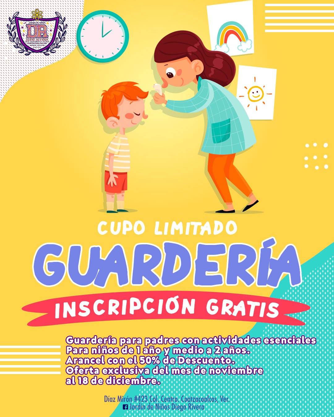 dicDR-guarderia