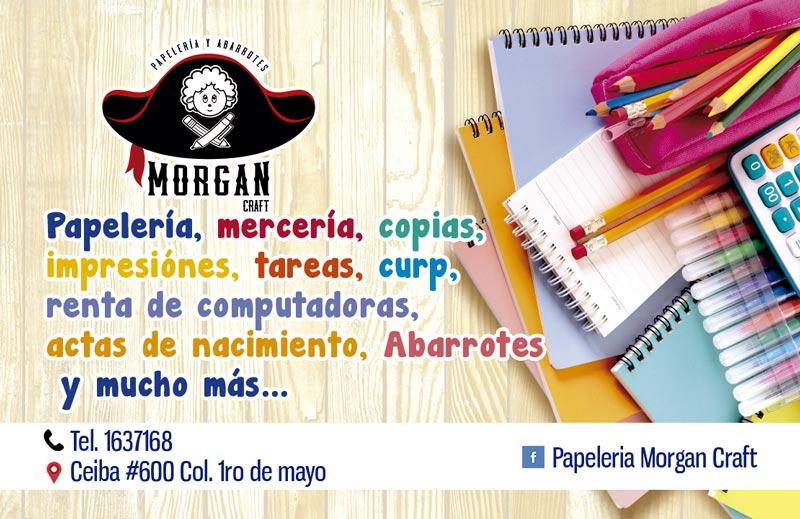 Papelería Morgan